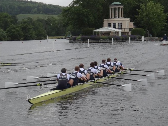 Upper Thames Rowing Club Men's Eight 2012